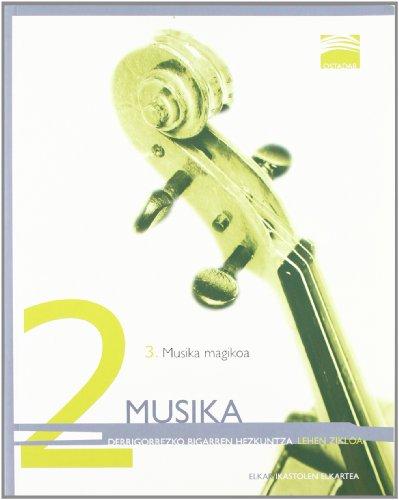 Ostadar 2 - Musika 2-3 - 9788497838818