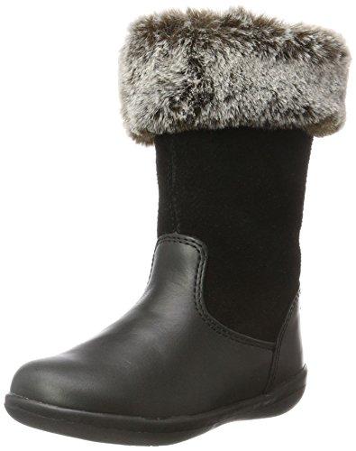 Garvalin Mädchen 171411 Stiefel, Schwarz (Negro), 31 EU (Schuhe Kinder, Garvalin Mädchen,)