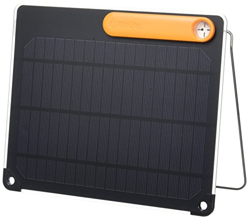 BioLite Camping Stromversorgung Solar Panel 5, 006-6001119
