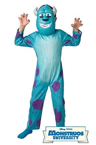Imagen de disfraz monstruos s.a. sulley disney  único, 5 a 7 años