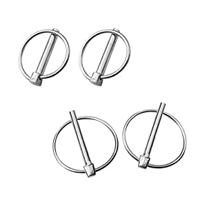 Pack of 6 Mustad 37754NPBN-10 Ultra Point Wide Gap Shiner Hooks Size 1//0