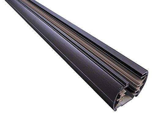 Sistema ferroviario Deco luce 3 fasi 230V, barra di alimentazione tondo, 220-240 V AC / (Sistema Ferroviario)