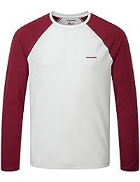 Craghoppers Nosilife Goddard Long Sleeved T-Shirt Mens