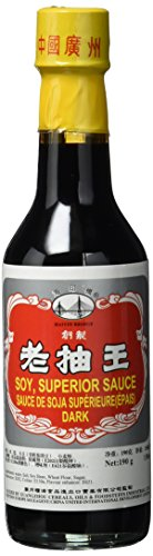 Haiyin Bridge Sojasauce soy superior Dunkel 150ml, 48er Pack (48 x 150 ml)