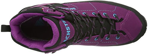 Dachstein Monte Mc Wmn, Bottines de randonnée femme Violet - Violett (purple 9295)