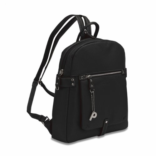 Picard Damen Loire Rucksackhandtaschen, 28x33x9 cm schwarz