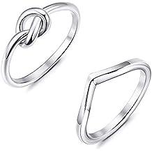 Taglie anelli donna