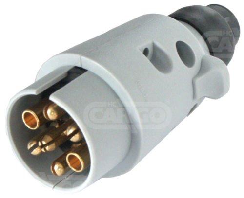 CARGO 12V 7 PIN PLASTIC PLUG /& SOCKET 12S TRAILER TOWING CARAVAN 180238 180239