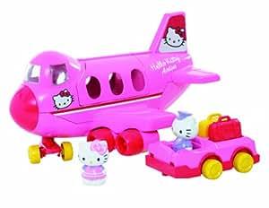 Hello Kitty Pre-School Jumbo Jet Playset