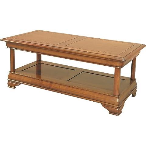 Tavolino doppio ripiano