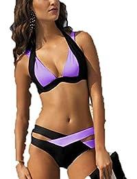 Boutique En Ligne Pas Cher CIRAD - Maillot de bain deux pièces - Femme multicolore Pack (Classique + Paradis) Large Sites En Ligne Pas Cher xzxB4n