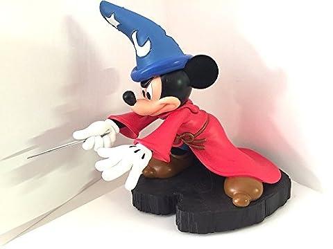 Statue Disney - Disney Parks Sorcerer Mickey Mouse Light Up