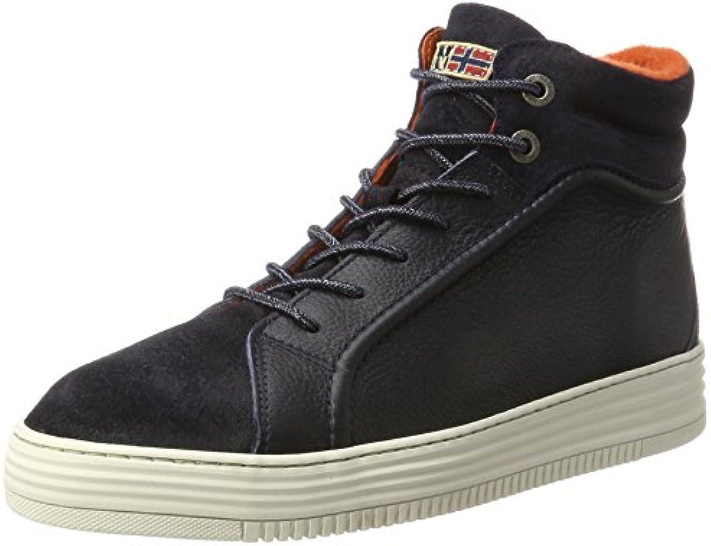 NAPAPIJRI FOOTWEAR Herren Guru Hohe Sneaker  Billig und erschwinglich Im Verkauf