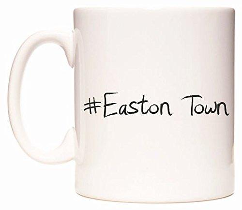 #Easton Town Becher von WeDoMugs