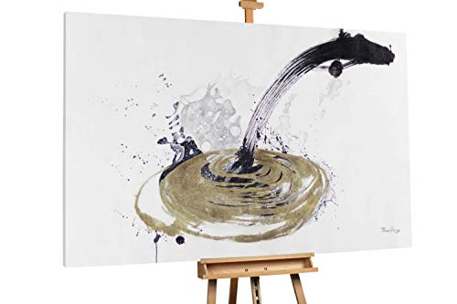 Kunstloft® Extraordinario Cuadro óleo 'Taking The