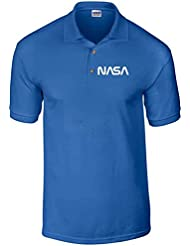 T-Shirtshock - Polo FUN0083 04 13 2013 NASA T SHIRT det