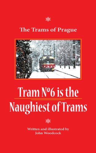 The Trams of Prague - Tram No.6