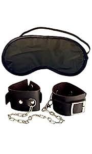 Fetish Fantasy Beginner's Cuffs, Black