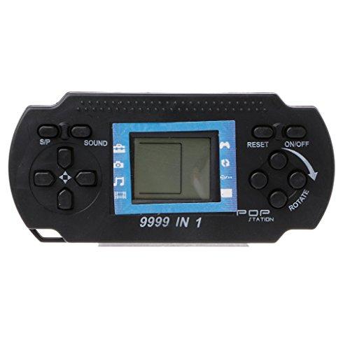 dairyshop Tetris Brick Spiel Konsole-Kinder klassischen Elektronisches LCD-Handheld Gaming Maschine
