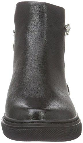 Marco Tozzi 25498, Bottes Classiques Femme Noir (BLACK ANTIC 002)