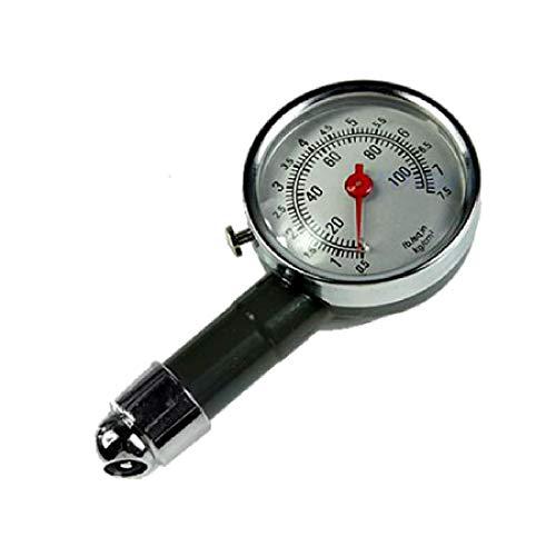 Anano Hand Auto Metall Reifendruckprüfer, AUT o Auto Reparatur Test Luftdruckmessgerät Tester Diagnosegerät zweite hohe Präzision