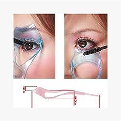 JERN Upper Lower Lash Mascara Applicator Guide Eyelash Comb