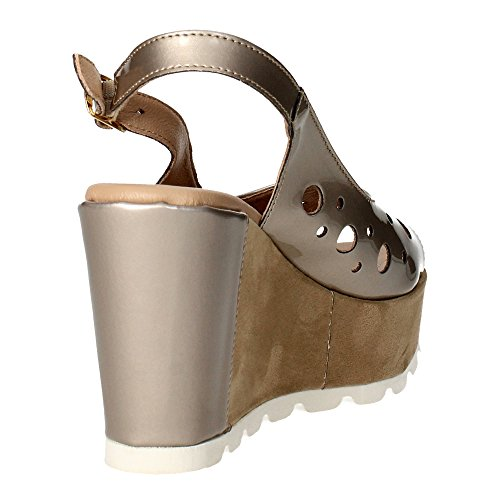 Cinzia Soft IR16246-F Sandalo Donna Taupe