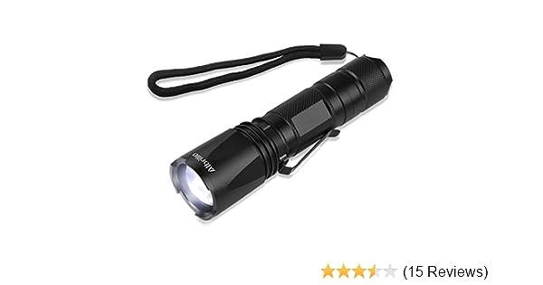 UV-UV-Lampe führte Taschenlampe Schwarzlicht 395 nm Lampe Taschenlampe ZP