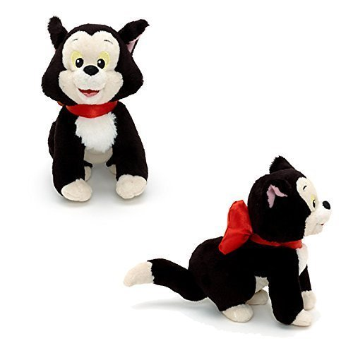 disney-minnie-mouse-15cm-figaro-the-cat-soft-plush-toy