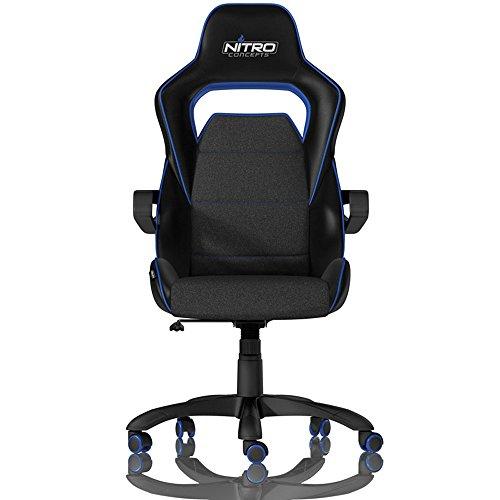 Nitro Concepts E220 Evo - schwarz/blau