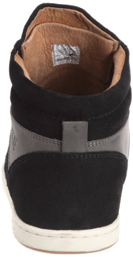 Kangaroos Sovereign, Baskets mode homme Noir (Black/Charcoal)