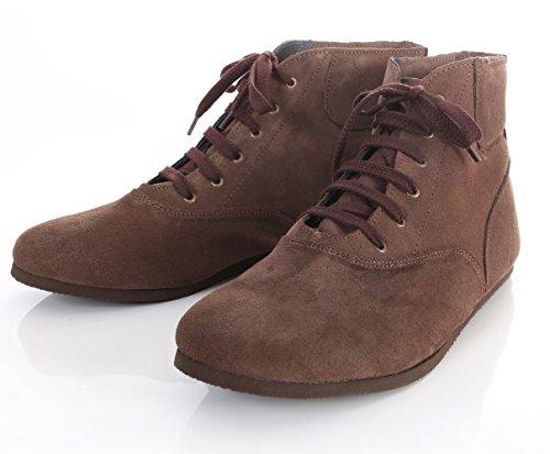 Wildleder Schuhe (Pantoffelmann Tramper Braun - 43 EU)