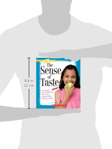 The Sense of Taste (True Books)