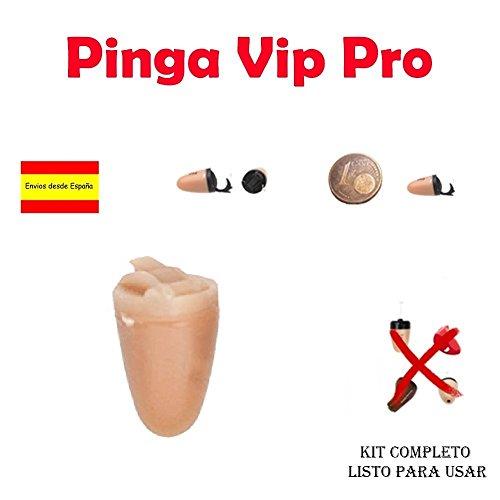El Pinga Vip Pro es el modelo más famoso de pinga que se caracteriza por usar pila propia (incluida) y por ser el pinga más utilizado. Su calidad e intensidad de sonido es superior que sus modelos predecesores. Funciona mediante pila, cuya batería al...