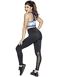 Just F by Jacqueline Fernandez Women's Sports Tights