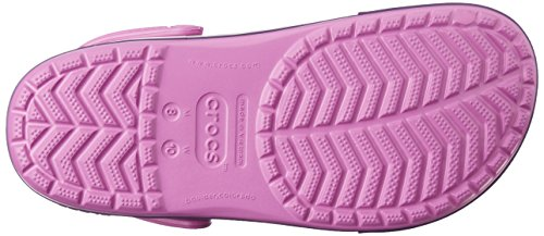 Crocs - Crocband Ii.5, Zoccolo, unisex Beige (Wild Orchid/Royal Purple)
