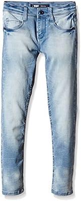 Levi's Pant Skinny - azul Niños