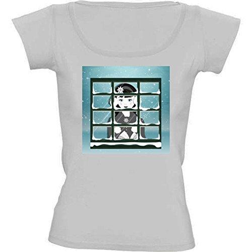 camiseta-blanca-con-cuello-redondo-para-mujeres-tamao-m-villancico-cantante-by-blingiton