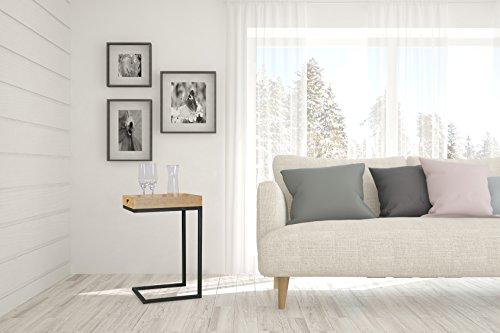 FineBuy Design Sofa Beistelltisch
