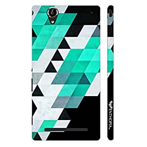 Sony Xperia T3 Abstract Art 8 designer mobile hard shell case by Enthopia