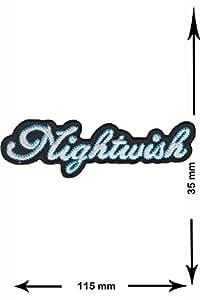 - Hot nightwish musicpatch patch patch patch-iron/bügelbild -