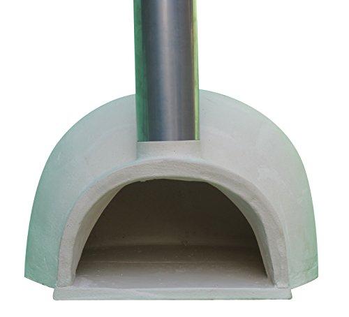 Gardeco AFC-PO1.00 Pizza Oven - White