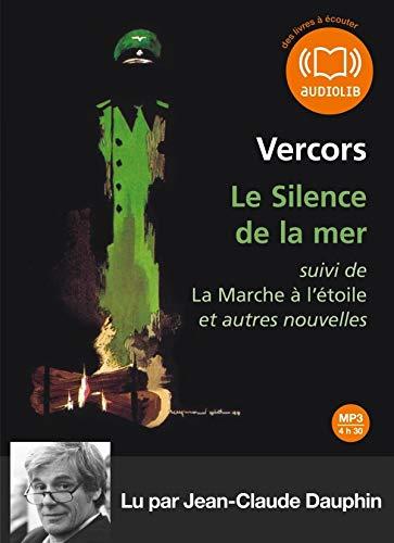 Le Silence de la mer et autres nouvelles: Livre audio 1 CD MP3 - Suivi d'un entretien avec François Bruller, fils de l'auteur (Littérature)