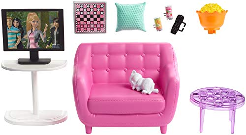 Barbie Muebles de interior