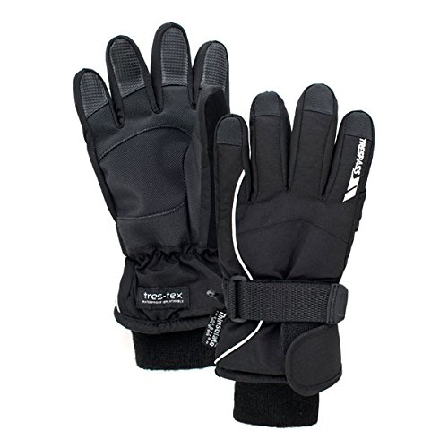 trespass-ergon-kids-boys-girls-waterproof-thinsulate-insulated-ski-glove-black-8-10-years