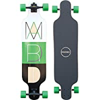 Madrid Trance Cut-Out 2 Top-Mount Longboard