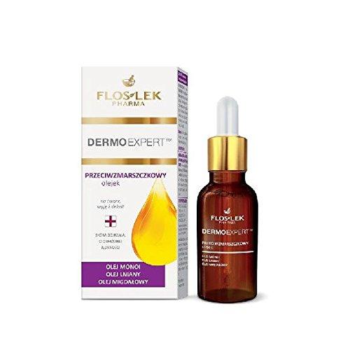 FLOSLEK PHARMA DERMO EXPERT™ - Antifalten Gesichtsöl - 30 ml