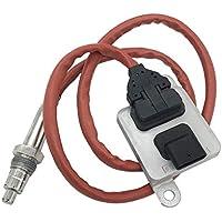 Auspuff NOX Sensor Nox Sensor Stickoxid Sensor Sonde Fit f/ür A3 8P 1.6 FSi 03C907807D 03C907807C Germban 03C907807D NOXC3