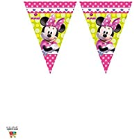 Disney Guirnaldas para fiestas Minnie Mouse (Procos 71266)