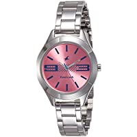 Fastrack Analog Pink Dial Women's Watch-NK6153SM02
